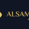 Alsama Airlines (السماء) logo