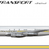 Sudan Air Transport Boeing 707 320C