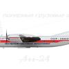 Polar Cargo Airlines Antonov AN 24RT