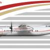 GulfAero Aviation Bombardier Q300
