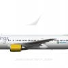Bluewings Ukraine Boeing 767 300