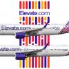 Elevate Airbus Poster
