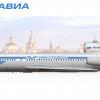 Irkutavia Tupolev Tu 154B-2 (2006-Current livery)