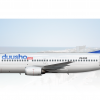 Duusho Airlines Boeing 737 300