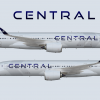 Central Airlines A350-900