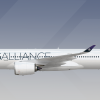 Central Airlines Polaris alliance livery