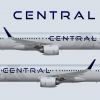 Central Airlines Airbus A321LR