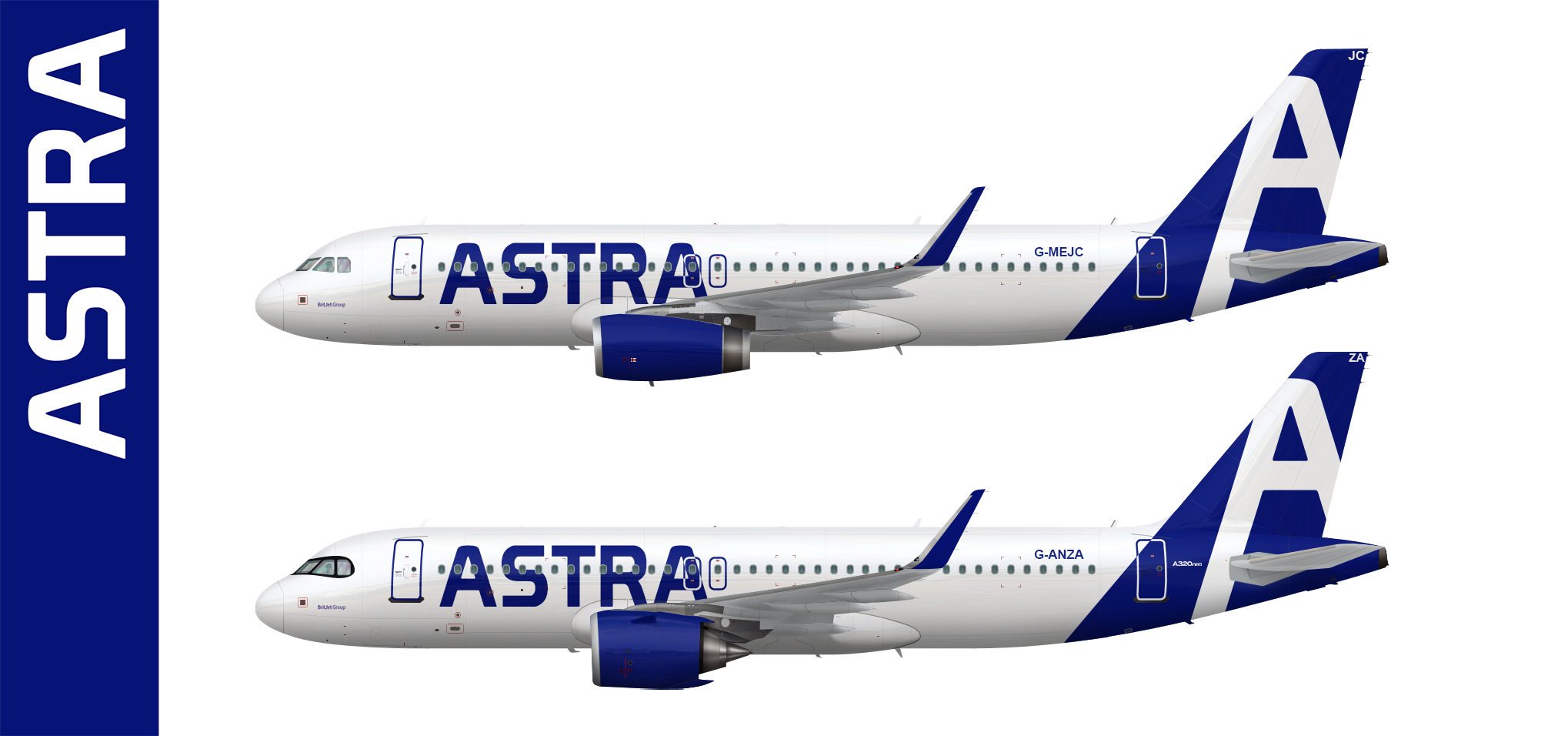 Astra A320s | 2017-2018