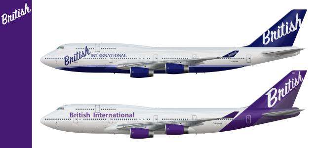 Boeing 747-400 | 1998