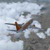 EasyJet Boeing 737-700, enroute to Edinburgh