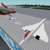 me and hayhaa going flight sim