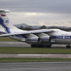 Volga-Dnepr Airlines - Ilyushin Il-76 - RA-76950 - Manchester