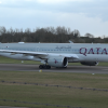 Qatar Airways - A350 - A7-AMF - BHX - 3