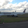 Qatar Airways - A350 - A7-AMF - BHX - 2