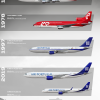 Air Portugal History Poster