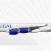 Airbus A340-600 Air Portugal