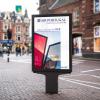 Billboard Ad Amsterdam