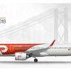 A321neo LAP - 2018 Livery update