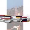Internederland | Boeing 747-300 | Mondriaan c/s