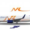 Nederlines | Boeing 737-800 | 2007-