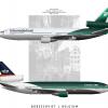 Internederland/Vanguard | Douglas DC-10-30 | 1989-late '90s