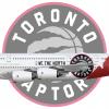 Airbus A380-841 Toronto Raptors special livery