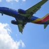 Southwest 4895 HOU-DCA 737 on short final