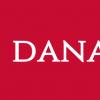 Danair logo (c60c30, a50b2a)