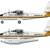 Kenmore Air DHC-6s