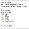Europe lover: