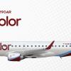 Aerolor - Embraer 190AR