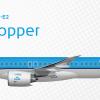 KLM Cityhopper - Embraer E195-E2