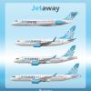 Jetaway Fleet