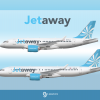 Jetaway A220 Poster