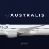 Australis | Boeing 787-9 | VH-ZDA