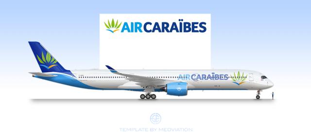 Air Caraïbes, Airbus A350-1000