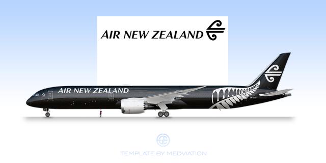 Air New Zealand, Boeing 787-10