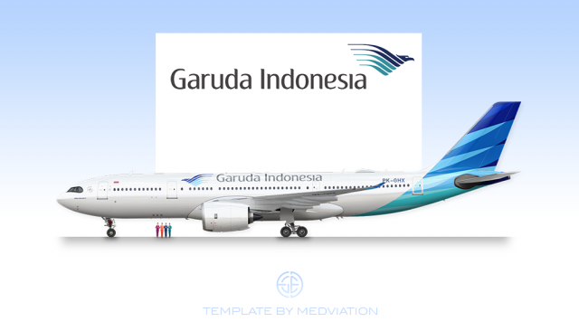 Garuda Indonesia, A330-800neo