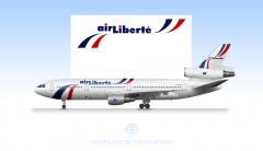 Air Liberté, McDonnell Douglas DC-10-30