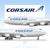 Corsair, Boeing 747-400