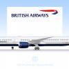 British Airways, Boeing 787-10