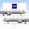 SAS, Airbus A321neoLR