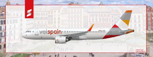 Volspain A320neo