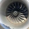 Air China RR engine