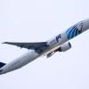 Egyptair 777-300ER SU-GDP departing JFK