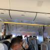 Air China 777 cabin