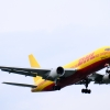 DHL 767-200BCF N651GT Landing at JFK