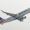 American E-175 departing Newark