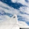 Air China 787-9 Wingview