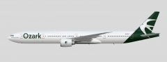 Ozark Boeing 777-300 ER